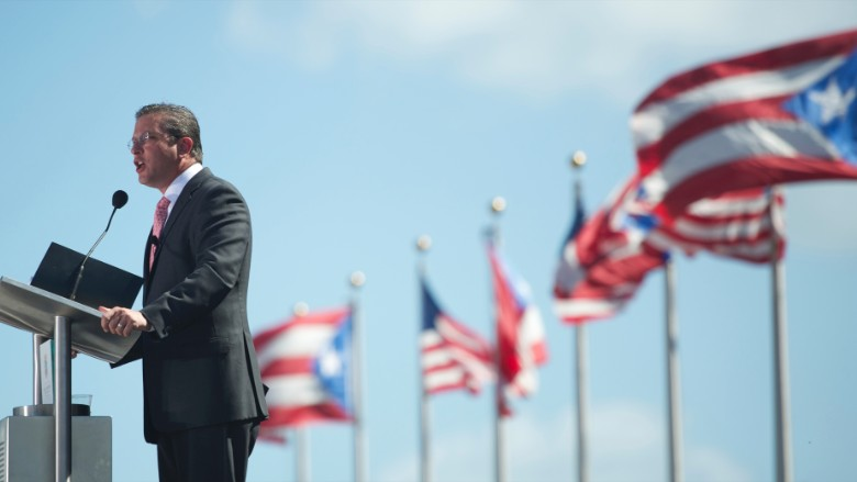 Puerto Rico wants to be able to declare bankruptcy