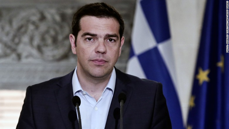 Greek PM hints he'll quit if people vote for bailout