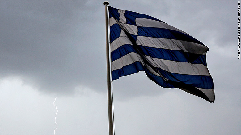 Greece wants new bailout as it heads for default