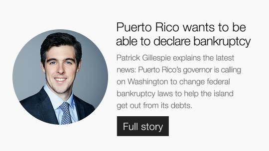 Puerto Rico's Debt Crisis