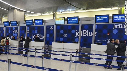 No more free checked bags on Jetblue
