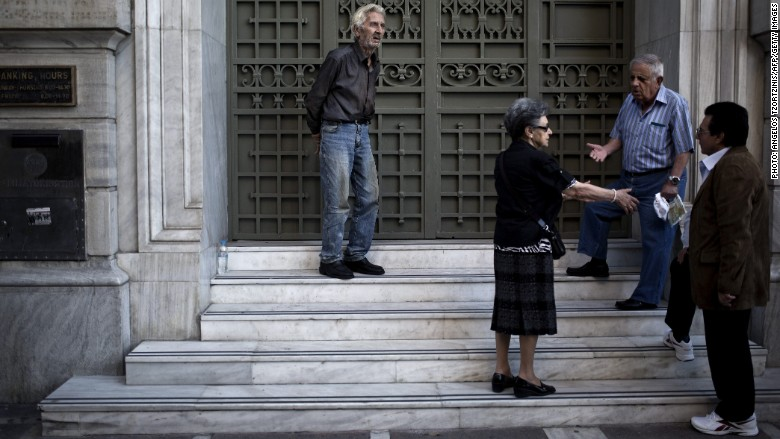 Greece's hideous choice: More austerity or collapse
