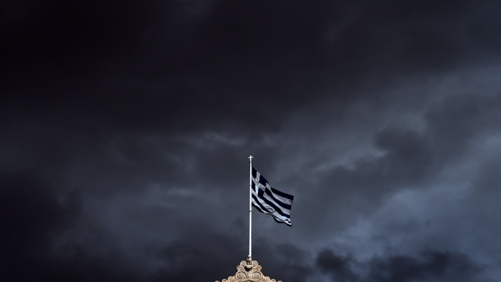 Believe two times just before dumping your shares because of Greece