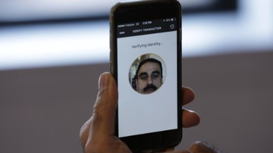 Scan your face to pay your bill