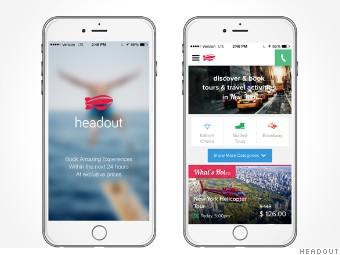 travel startups headout