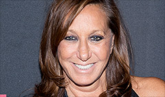 Donna Karan leaves her namesake brand