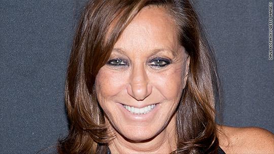Donna Karan leaves her namesake brand