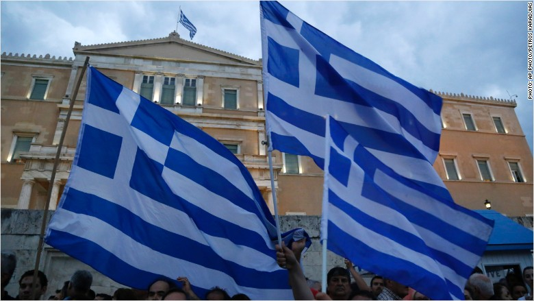 Greece does about-face on bailout