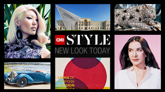 CNN Style: Art, architecture, fashion -- and flair!