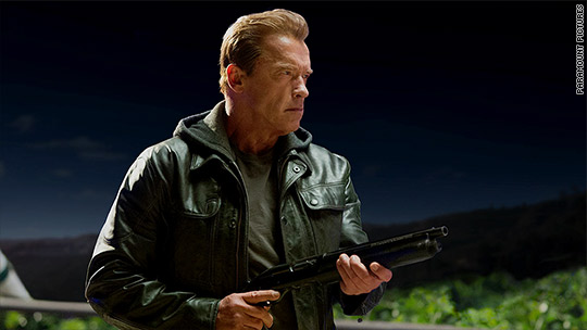 Schwarzenegger looks to save 'Terminator Genisys'