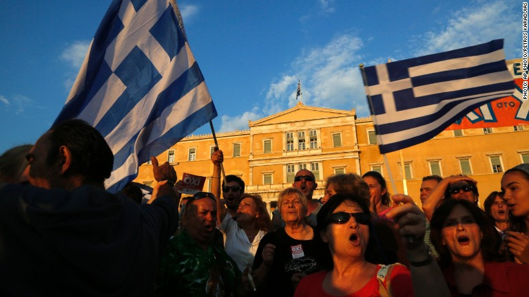 Greece Crisis 101: No way out