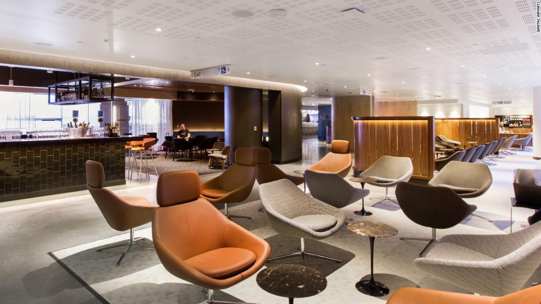 oneworld lax seats