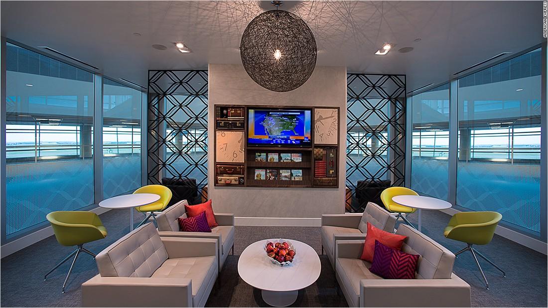 Amex Dfw Centurion Lounge