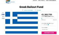 Crowdfunding campaign aims to bail out Greek people
