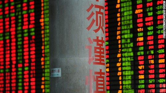 Why China's crazy stock market is getting scary