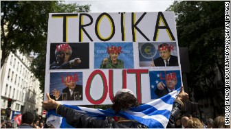 greece crisis troika draghi