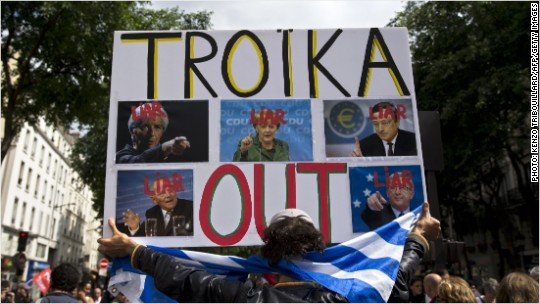 Greek crisis: Central banks prepare for worst