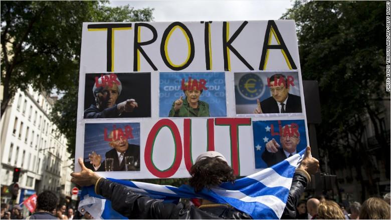 Greek crisis: Central banks prepare for worst