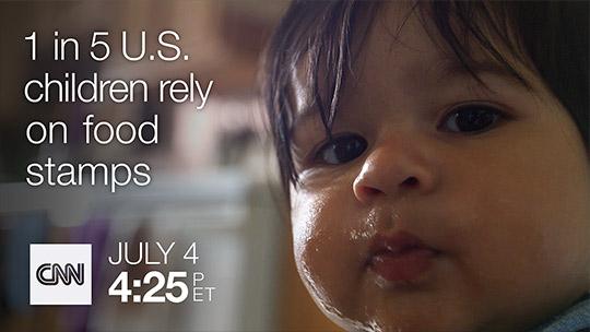 Feeding America's children