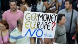 Protests divide Greece as vote on Europe looms