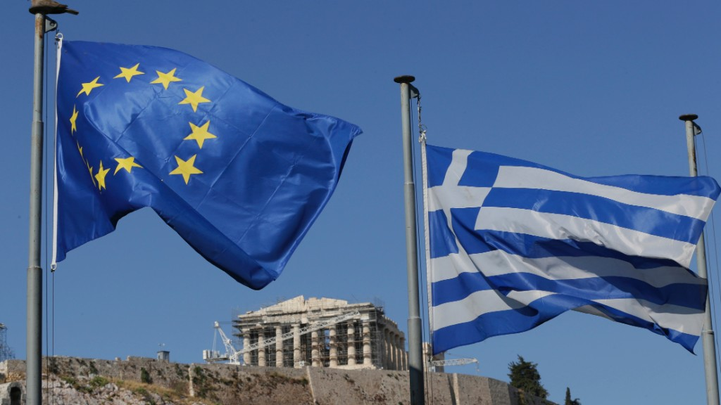 Greece's pension problem