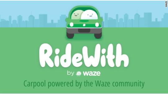 Google tests new ride-sharing app