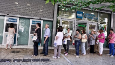 Greece's future unclear after 'no' vote