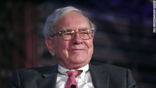 Warren Buffett gives away another $2.8 billion