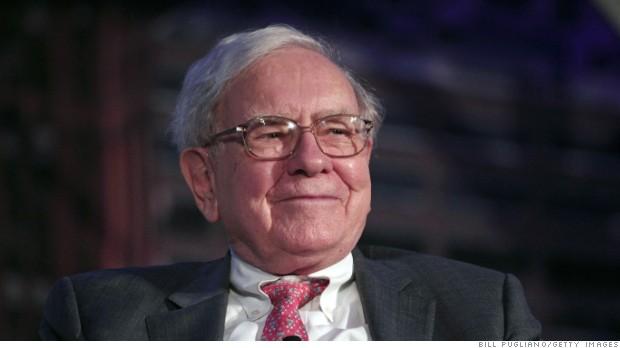 Warren Buffett gives away another $2.8 billion