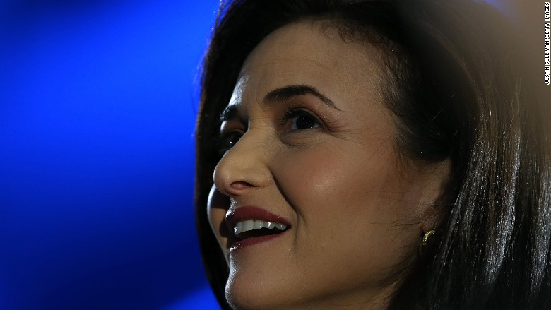 Sheryl Sandberg joins board of late husband's company