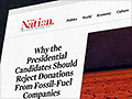 The Nation erecting metered paywall