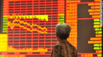 China stocks selloff