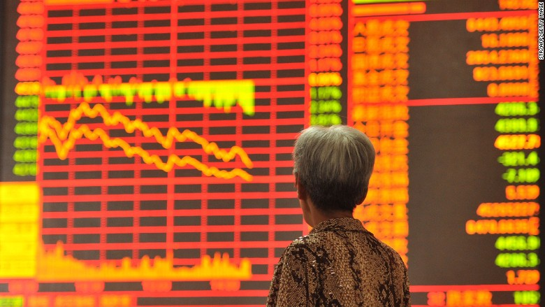 China's stock market continues to slide