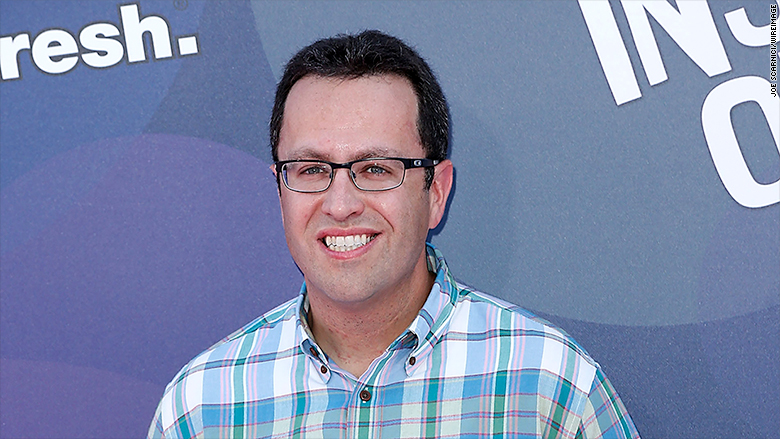 Subway and Jared Fogle have parted ways, Subway said late Tuesday.