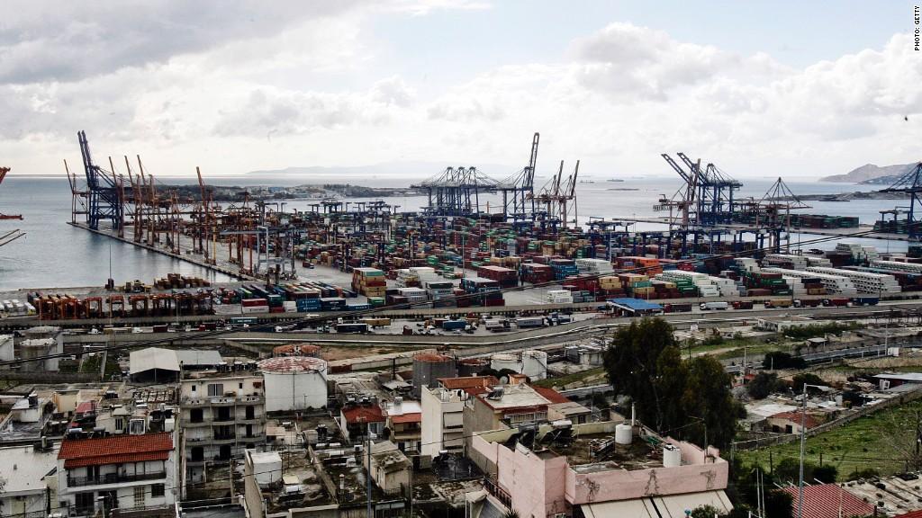 Grexit fears aren't sinking Greek shipping stocks