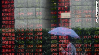 china stocks economy