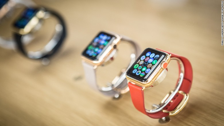 apple watch sales decline