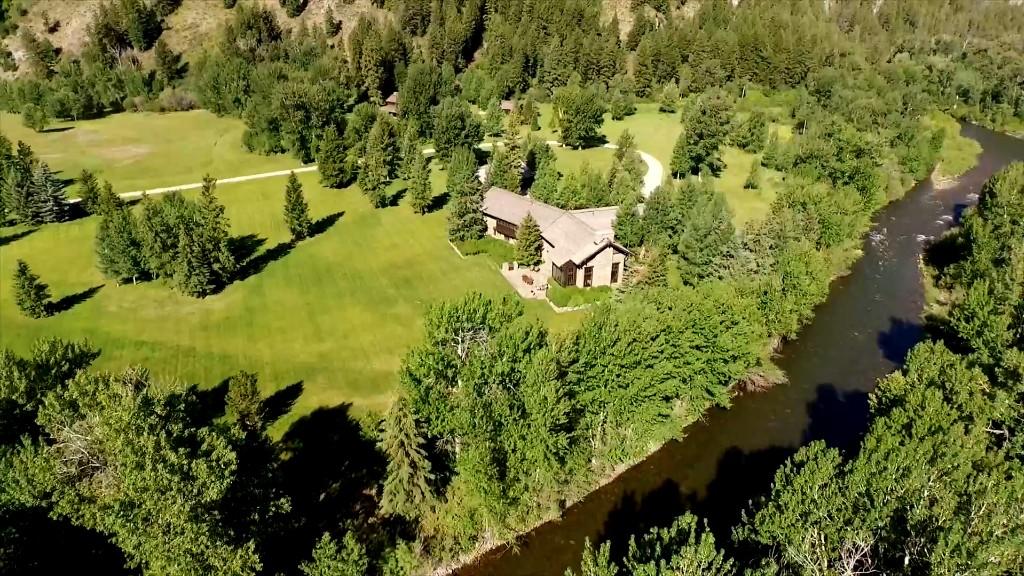 Own former Lehman CEO's 71 acre estate