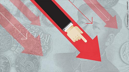China's stock market crash...in 2 minutes