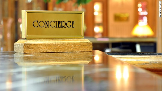 Behind the desk: Concierge true confessions
