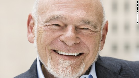 Sam Zell makes $60M bet on entrepreneurs