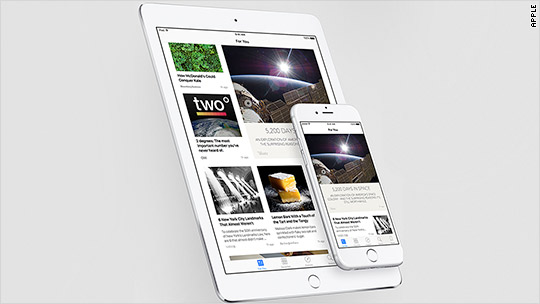 Apple News is getting an editor in chief