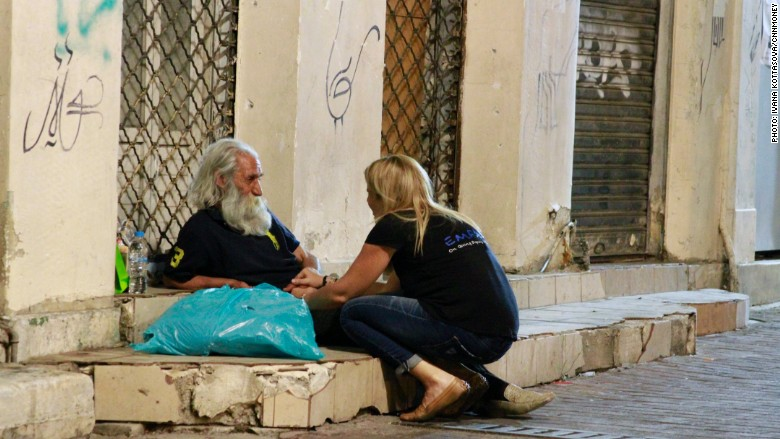 Greece homeless 5