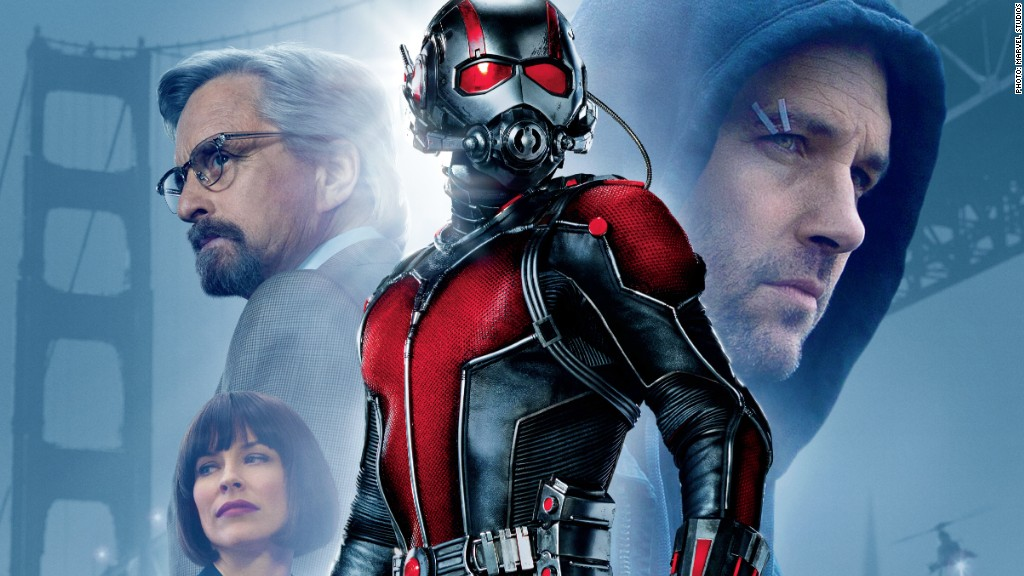 Why Ant-Man is the weird hero Marvel needs