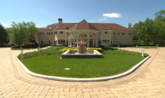 Flashback: 50 Cent's Connecticut estate in 2011