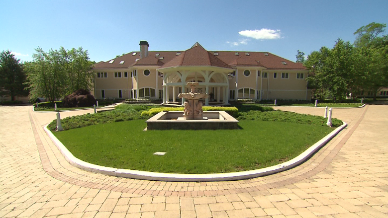 flashback 50 cents connecticut estate in 2011 video