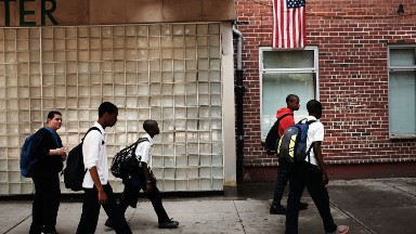 2 out of 5 black children are living in poverty