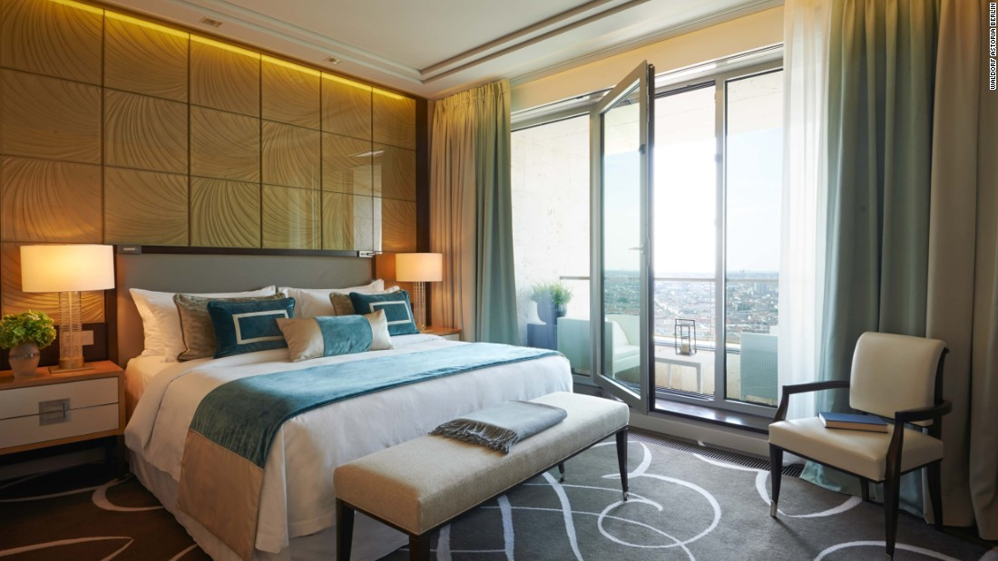 Waldorf astoria berlin special access the best hotel for Special hotels in the world