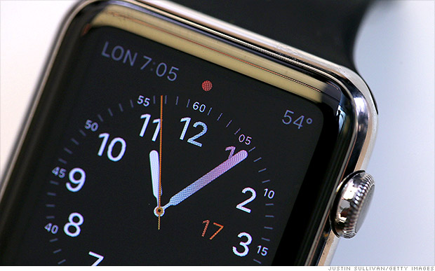 Apple Watch sales are down 55%
