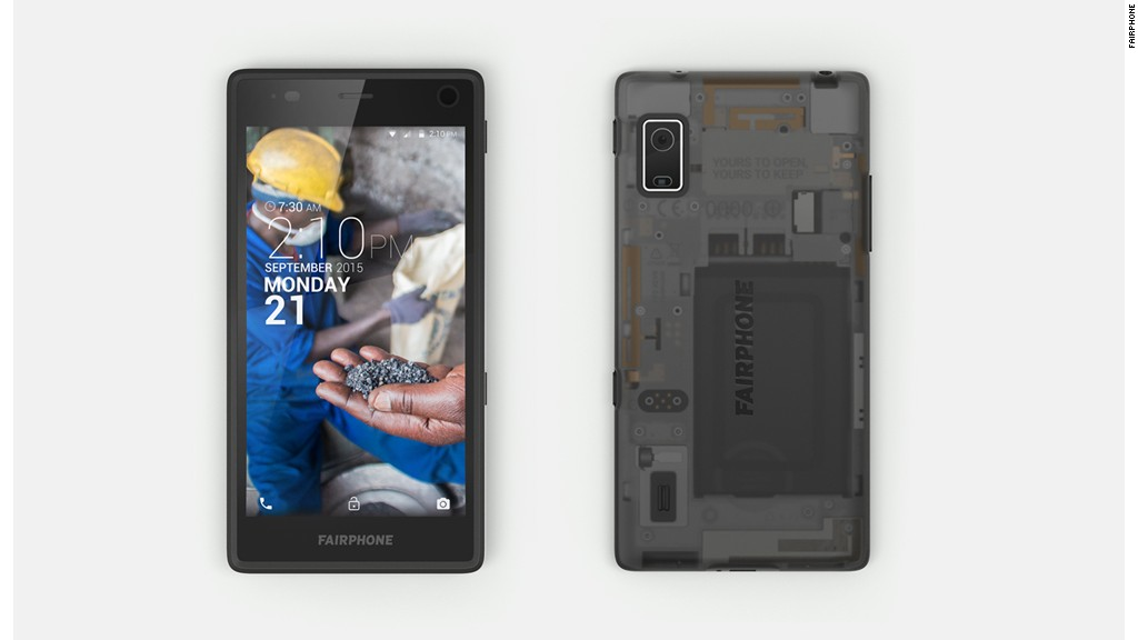 Fairphone develops socially-minded smartphone